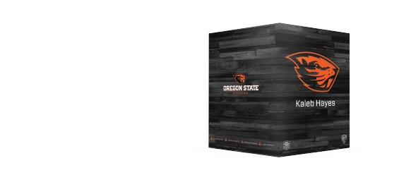 OSU brand pocket folders
