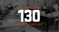 celebrating 130 years of service